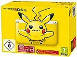 Console 3DS XL jaune Pikachu - Édition limitée