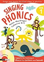 Singing Phonics: Book 1 by Helen MacGregor Catherine Birt(2008-09-09)