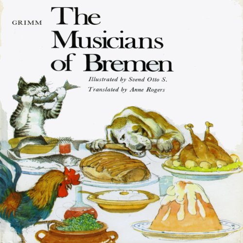 The Musicians of Bremen  audiobook cover art