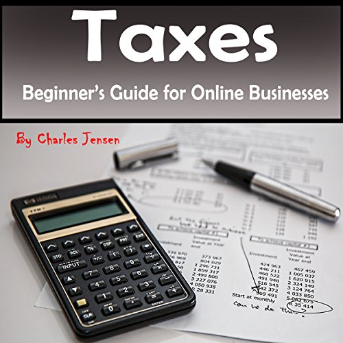 Taxes audiobook cover art