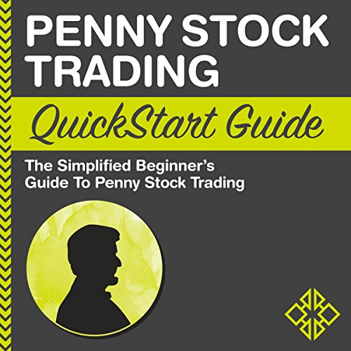 Penny Stock Trading: QuickStart Guide audiobook cover art