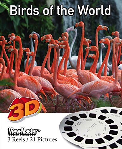 Birds of The World - Ornithology - Classic ViewMaster - 3 Reel Set