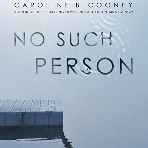 No Such Person audiobook cover art