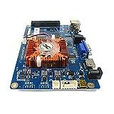 TX GIRL Juegos De Arcade Retro Consola PCB Tablero 134 X Juegos 3D HDMI VGA Salida Placa Madre Placa Base 3D 2448 En 1 (Color : 2448 WiFi)