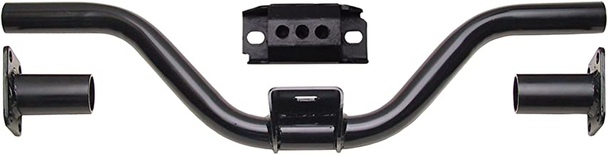 Trans-Dapt Performance 6544 Transmission Crossmember Kit Universal For Use w/700R4/4L60E/T-56 Trans. 26 To 36 in. Framerail Width 6 in. Drop Distance Rubber Pads Transmission Crossmember Kit