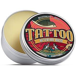 Loción para tatuajes, Ungüento para tatuajes para nuevo tatuaje y ...