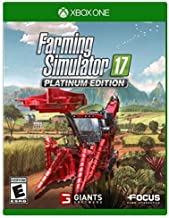 Farming Simulator 17 Platinum Edition - Xbox One