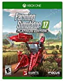 xbox one platinum - Farming Simulator 17 Platinum Edition - Xbox One