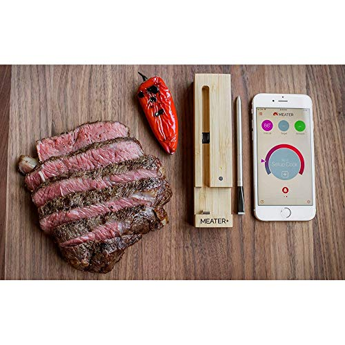 The perfect steak? Use a Wireless Meat Thermometer 4