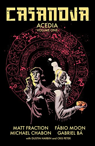 Casanova: Acedia Vol. 1 (English Edition)