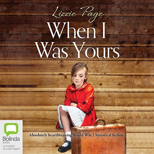 When I Was Yours audiobook cover art