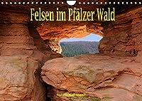Felsen im Pfaelzer Wald (Wandkalender 2022 DIN A4 quer): Seltene Felsen im Suedpfaelzer Wald (Monatskalender, 14 Seiten )
