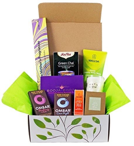 Pamper Hamper Gift Box (Organic and Vegan & Gluten-Free)