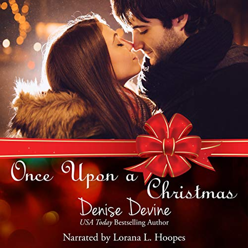 Once upon a Christmas  By  cover art