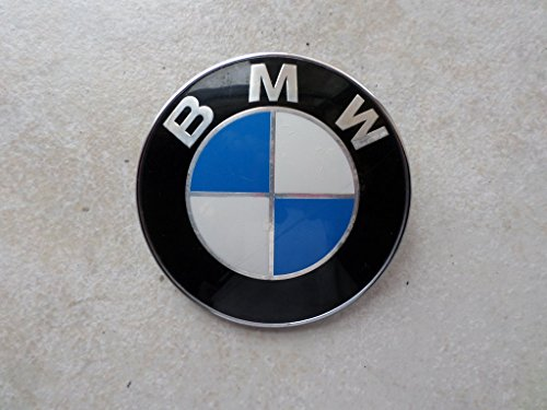 06 bmw 325i hood emblem - 5