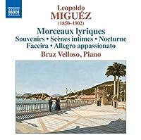 Miguéz,Leopoldo - * MIGUEZ: Piano Music (1 CD)