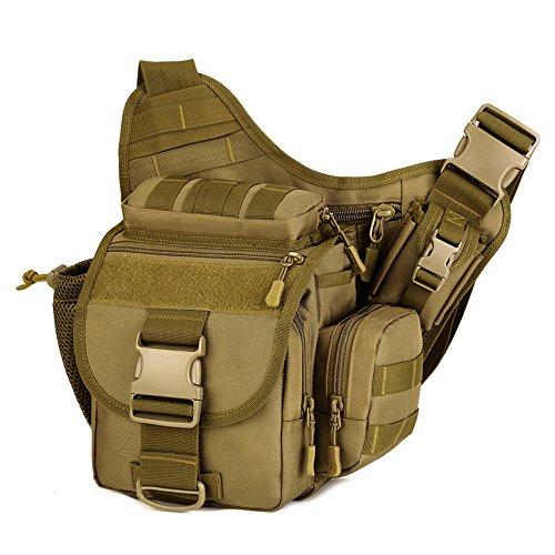 freedom-vp Militar paquete de bolsa de la cámara multifuncional táctico Messenger Bag...