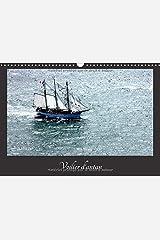 Voiliers d'antan (Calendrier mural 2017 DIN A3 horizontal): Photos aériennes d'anciens voiliers (Calendrier mensuel, 14 Pages ) Broché