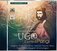 Donizetti: Ugo, Conte di Parigi by Doina Dimitriu