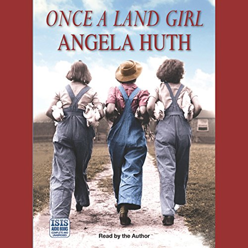 Once a Land Girl audiobook cover art