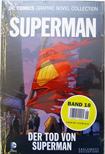 DC Comics Graphic Novel Collection 18: Superman - Der Tod von Superman