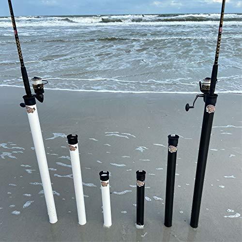 Sand Flea Surf Fishing Rod Holder