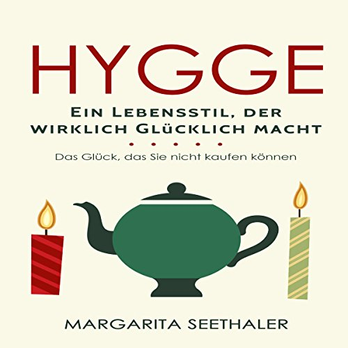 """Hygge"" [A Lifestyle That Really Makes You Happy] [German Edition] audiobook cover art"