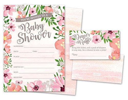 custom baby shower invitations - 9