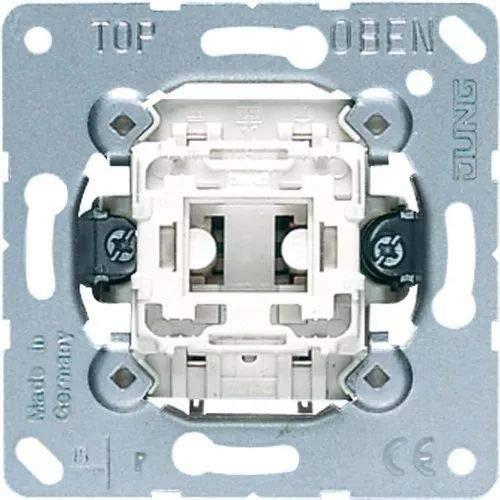 Jung Taster 534U 1polig Schliesser, 250 V