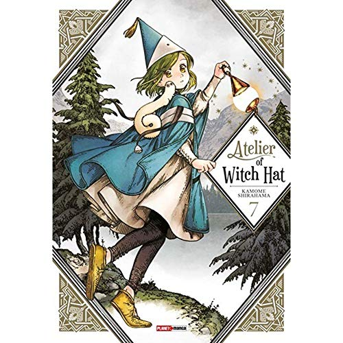 Atelier Of Witch Hat Vol. 7