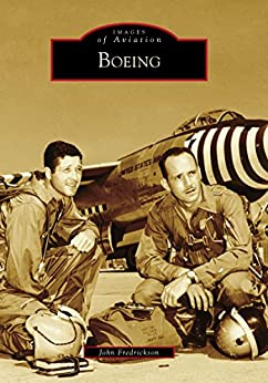Boeing (Images of Aviation) by [John Fredrickson]