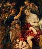 Digitaldruck/Poster Peter Paul Rubens - Hochzeit Alexanders