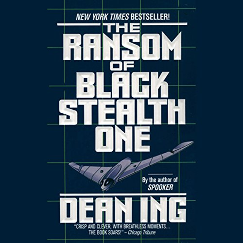 The Ransom of Black Stealth One audiobook cover art