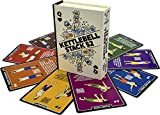 Stack 52 Kettlebell Exercise Cards. Workout Playing Card Game. Video Instructions Included. Learn