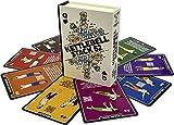 Stack 52 tarjetas de ejercicio Kettlebell.