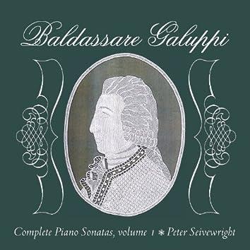 Galuppi, B.: Complete Piano Sonatas, Vol. 1