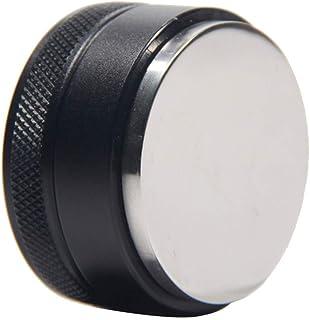 49/51/58 mm Stainless Steel Powder Press Macaroon Coffee Powder Press Hammer Filler Distributor Tool Espresso Leveler Espr...