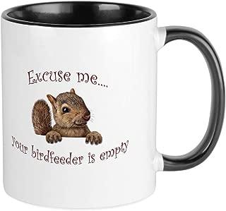Best excuse me your birdfeeder is empty mug Reviews