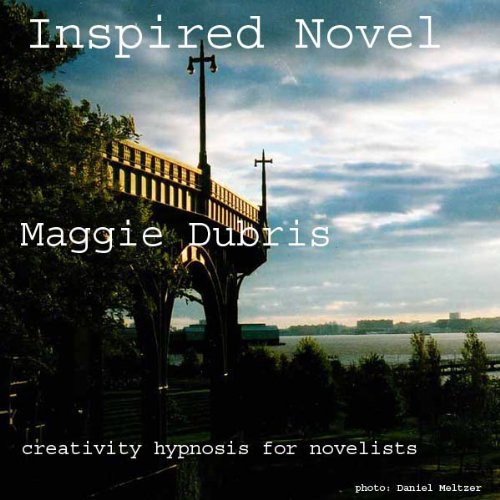 Inspired Novel audiobook cover art