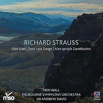 Richard Strauss: Don Juan - Four Last Songs - Also Sprach Zarathustra