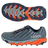 Hoka Torrent, Zapatillas de Trail-Running por Hombre, Gris (MoonlitOcean/Lead Mold), 42 2/3 EU