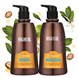Skymore Arganöl Shampoo und Conditioner Set...