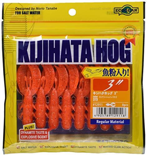エコギア(Ecogear) ルアー キジハタホッグ 3インチ #373 ロックフィッシュインパクト2