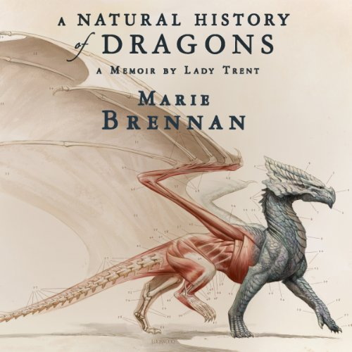 A Natural History of Dragons     A Memoir by Lady Trent              By:                                                                                                                                 Marie Brennan                               Narrated by:                                                                                                                                 Kate Reading                      Length: 10 hrs and 17 mins     2,212 ratings     Overall 4.3
