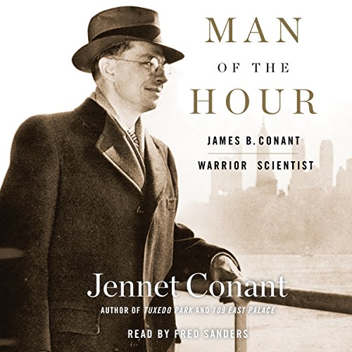 Man of the Hour audiobook cover art