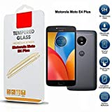 Motorola Moto E4 Plus Protection Écran En Verre Trempé (Uniquement Pour Ce TéléPhone)