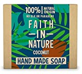 Faith In Nature, Coconut Soap, Boxed, 100g
