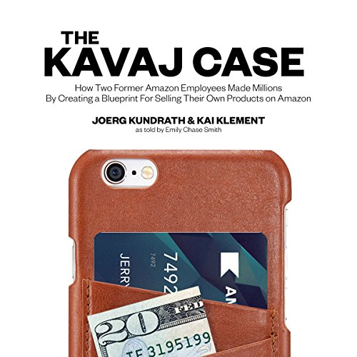 The KAVAJ Case audiobook cover art