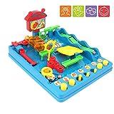 WINBST Gioco di abilità Gioco di labirinti Avventura per Bambini Crazy Ball Tricky Golf - Giocattoli Classici per Bambini di Alta qualità