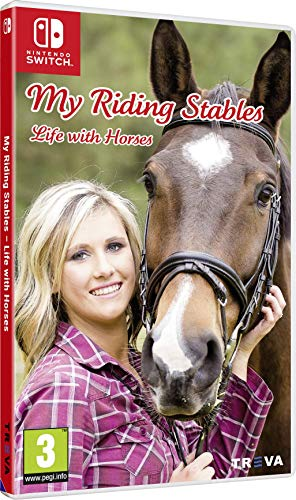 My Riding Stables - Life with Horses (Nintendo Switch)